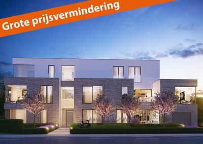Residentie Jubelhof, Mechelen