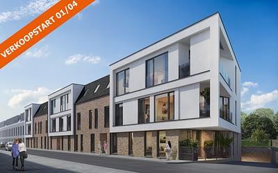 Res. Tuinzicht Puurs – Ruisbroek: verkoopstart op 01/04/2018
