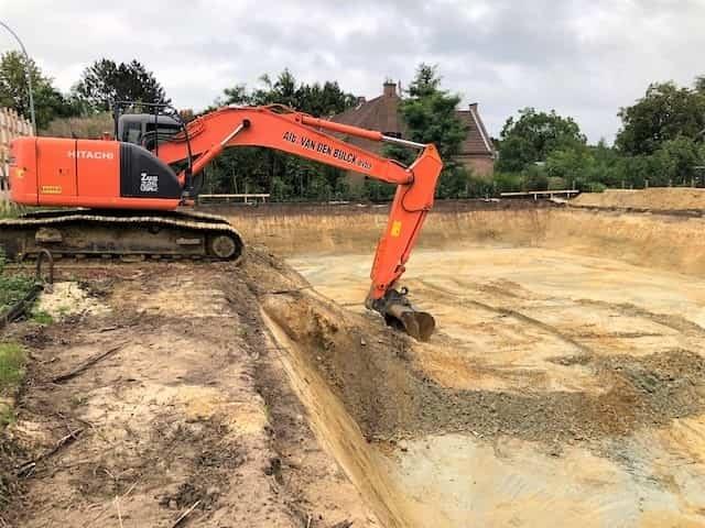 Lindenhof, Bonheiden: bouw gestart!