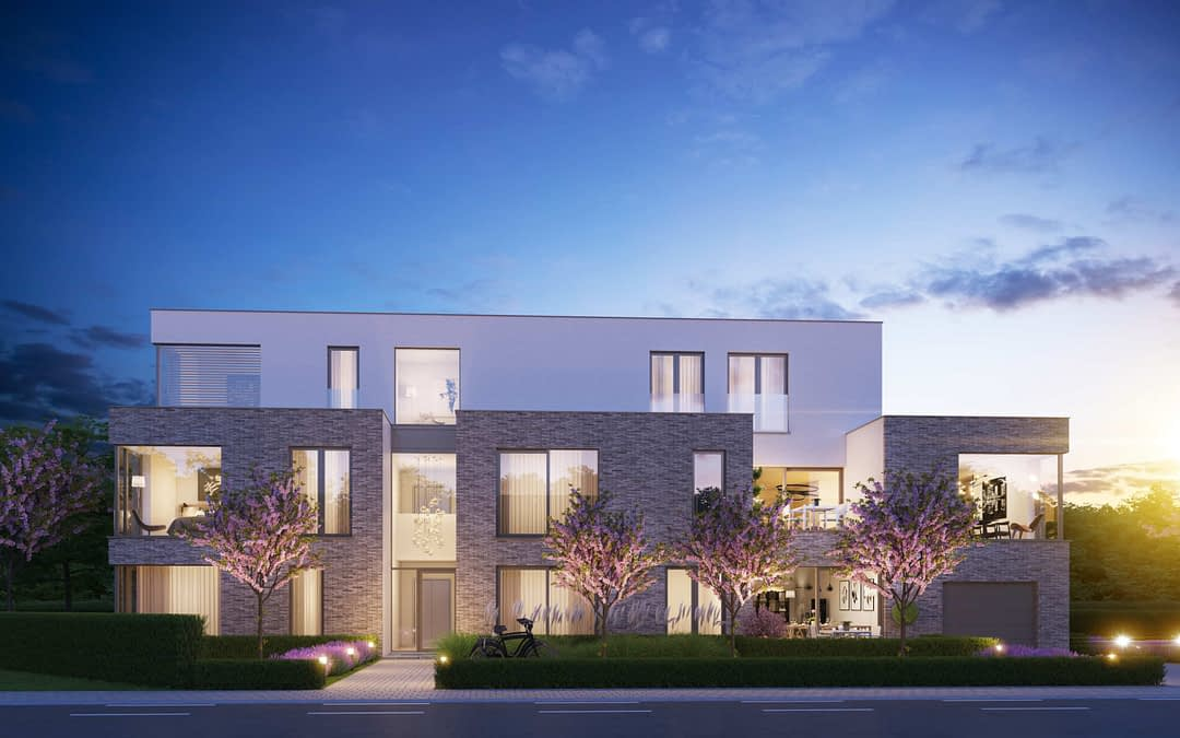 Binnenkort te koop: Residentie Jubelhof – Mechelen