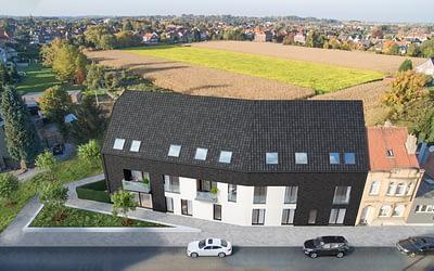 Residentie Mutsaert, Vilvoorde: Start bouwwerken!