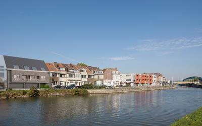 Residentie Waterkant-Suikerkaai, Halle: Uitverkocht!