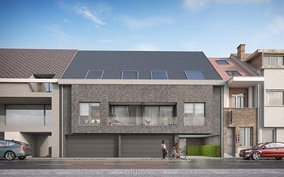 Residentie Waterkant-Suikerkaai, Halle: Start bouwwerken!