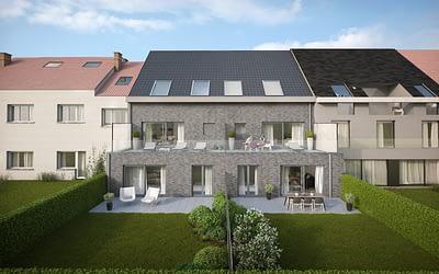 Residentie Waterkant-Suikerkaai, Halle: Laatste appartement te koop!
